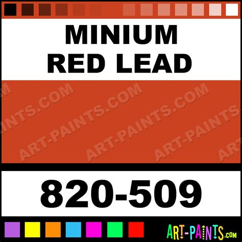 minium lead artist paints 820 509 minium lead paint minium lead color