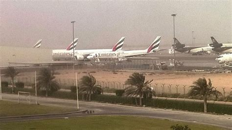 emirates flight 521 arabian aerospace firefighter dies as nearly 300 saved