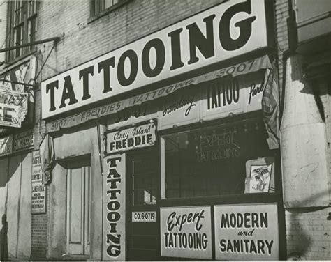 Nyc Tattoo History | tattooing was illegal in new york city until 1997 travel