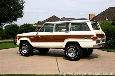 wagoneer jeep lifted jeep wagoneer limited jeep pinterest the white