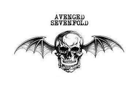 Kaos Avenged Sevenfold Logo 02 avenged sevenfold kasandra