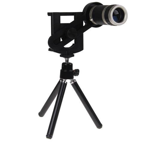 New Universal Telezoom 8x Tripod Holder U 8x zoom optical lens kit telescope tripod holder