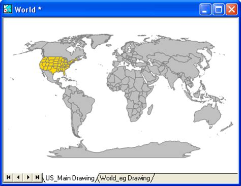 united states map drag and drop create a projected us map
