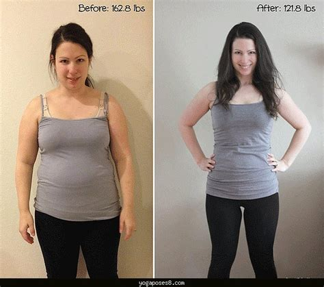 Bikram Detox Diet by Weight Loss Before And After Pictures Poses