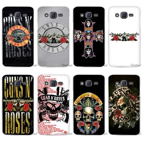 Casing Hp Samsung J5 Prime Guns N Roses Custom Hardcase Cover sale guns n ᐊ roses roses clear ᗜ Lj cover cover coque shell for samsung galaxy j1 j2