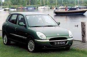 Daihatsu Sirion 1 0 Daihatsu Sirion 1 0 12v Zti 1998 Parts Specs