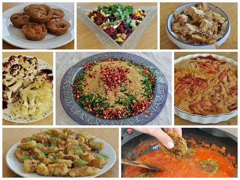 recipe of new year dishes vegan rosh hashana new year dinner recipes