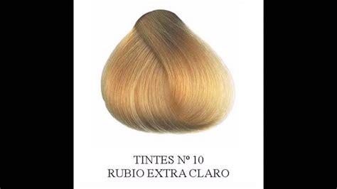 numeros de tintes para el cabello como te 241 ir el pelo con un tinte color rubio extra claro
