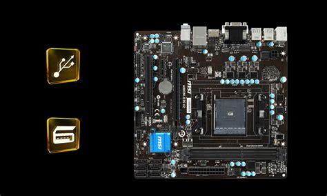 Msi A88xm E35 V2 Socket Fm2 msi a88xm e35 v2 a88x pci e ddr3 p蛯yty g蛯 243 wne socket