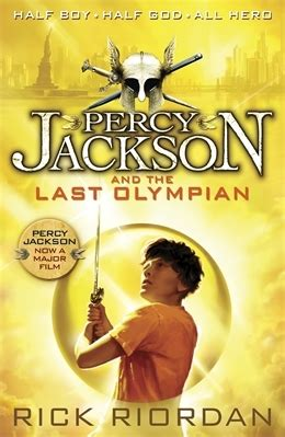 Percy Jackson And The Olympians 5 The Last Olympian Rick Riordan percy jackson and the last olympian book 5 by riordan rick penguin random house south africa