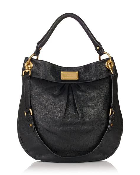 Marc Hobo by Marc By Marc Classic Q Hillier Hobo In Black Lyst