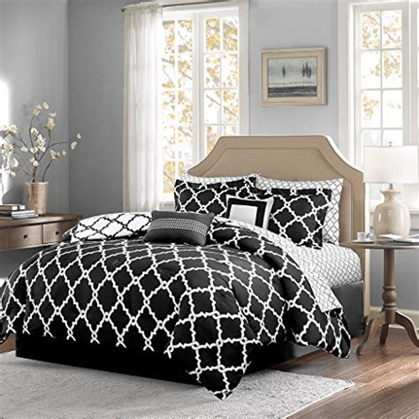 cute black and white comforters luxurious black and white comforters for your bedroom