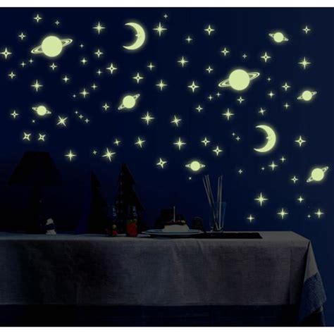 wallpaper motif bintang dekorasi interior bertema astronomi untuk pecinta luar