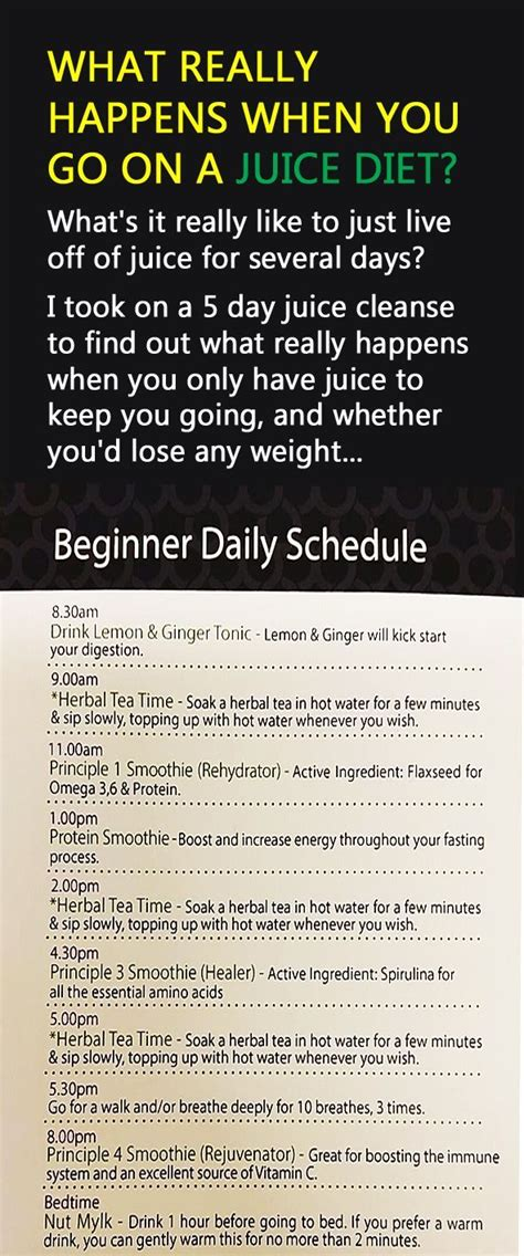 What Happens To You Mentally When You Detox Your by 1000 Ideas About 5 Day Juice Cleanse On 7 Day
