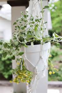 make your own hanging planter 20 one afternoon craft ideas a beautiful mess