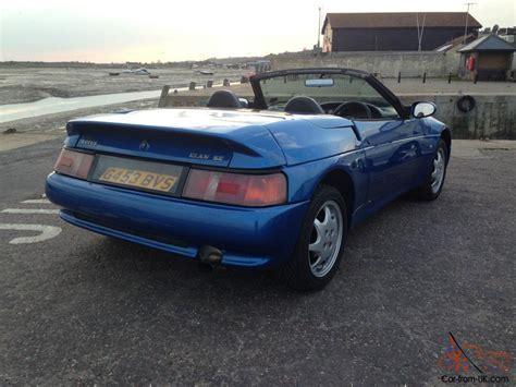 how does cars work 1990 lotus elan instrument cluster 1990 lotus elan se bbr turbo 89k m100