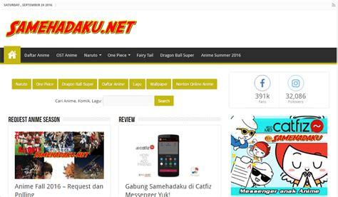 Anime Naruto Update Hari Apa Koleksi Anime Jepang Blog Atau Situs Tempat Download