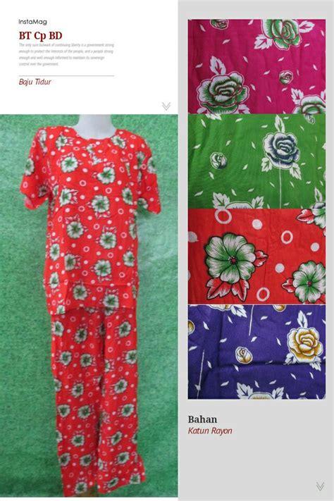 Daster Baju Tidur Murah Meriah Kancing Depan daster cp bd pusat grosir baju pakaian murah meriah 5000