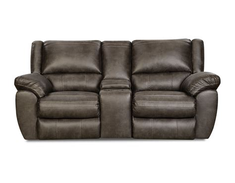 Simmons Reclining Loveseat by Simmons Reclining Loveseat Shiloh Granite