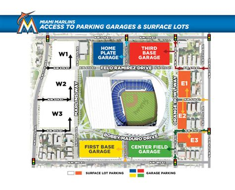Home Plate Garage Marlins Park by Marlins Park Parking Guide Rates Maps Tips And Deals