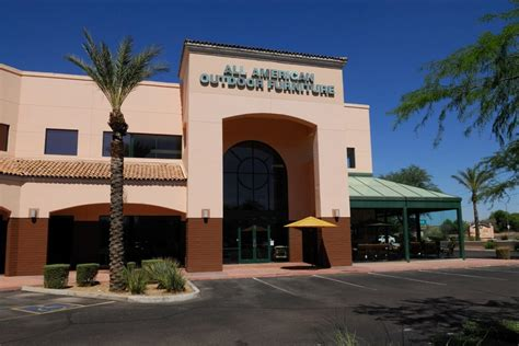 home decor stores scottsdale az all american fine outdoor furnishings furniture stores