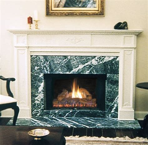 Fireplace With No Mantle by Pearl Mantels 126 Jefferson Unfinished Fireplace Hearth Mantel