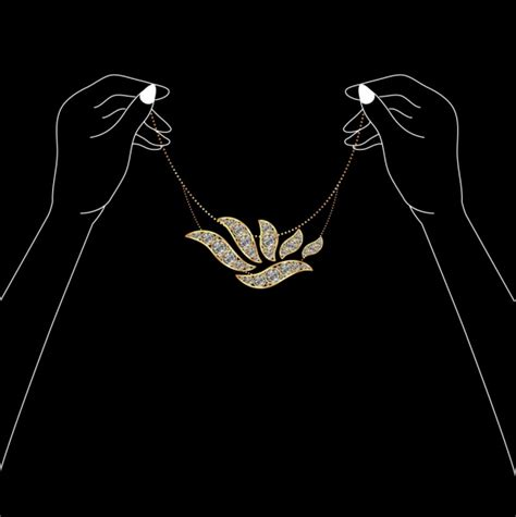 design background for jewelry jewelry background dark design hand silhouettes ornament