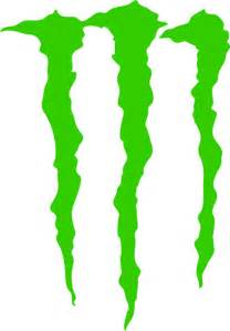 Starting A Home Decor Business monster energy scratches vinyl sticker 163 1 99 blunt one