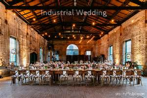 Industrial Theme 2015 S Wedding Trends