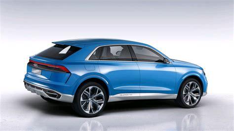new audi q8 concept unveiled audi s premium suv car