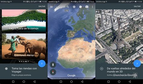 earth for android update earth for android lets you travel like never before from the mobile phone
