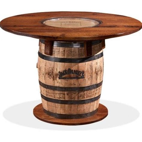 whiskey barrel tables the 25 best ideas about whiskey barrel table on