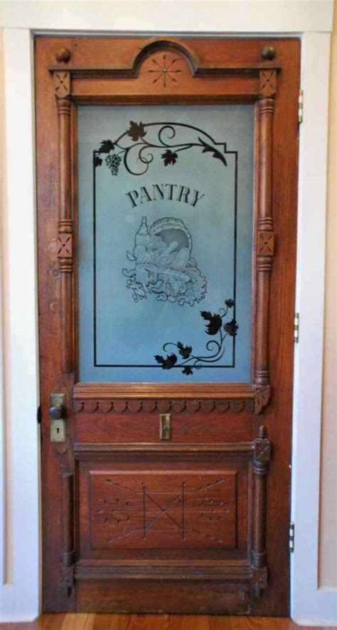 Vintage Pantry Door by 17 Best Ideas About Pantry Doors On Kitchen