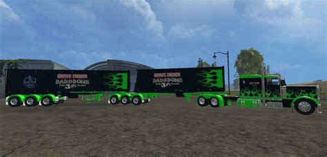 jam truck 2015 jam truck trailer pack for fs 2015 mod