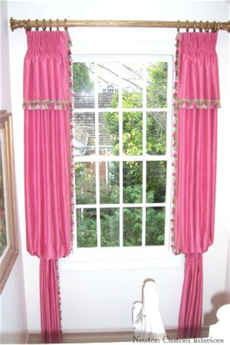 bishop sleeve curtains soft window treatments draperies valances shades
