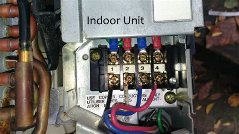 mitsubishi ductless split system wiring diagram