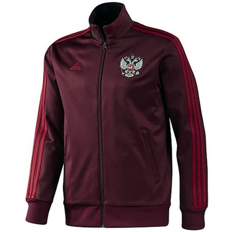russia national team anthem jacket  adidas