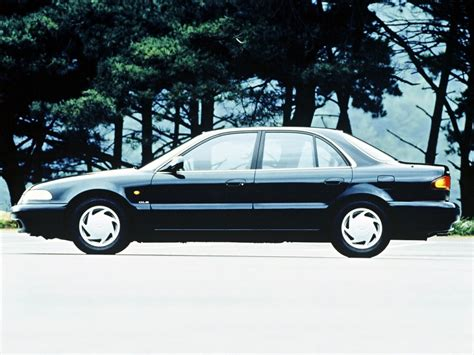how do cars engines work 1993 hyundai sonata parking system hyundai sonata specs photos 1993 1994 1995 1996 autoevolution