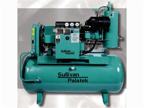 15dt sullivan palatek 15hp air compressor