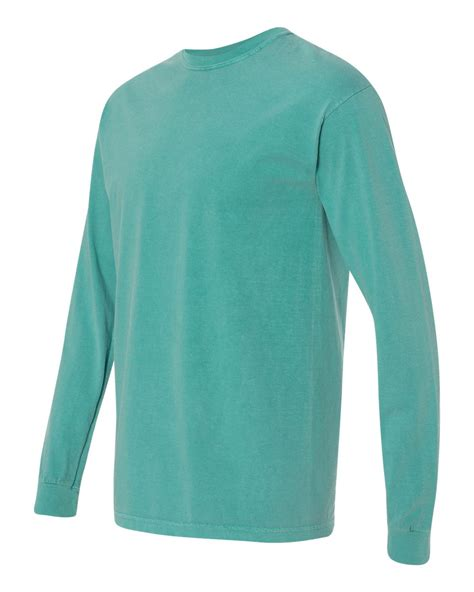 comfort color shirt colors comfort colors garment dyed heavyweight ringspun long