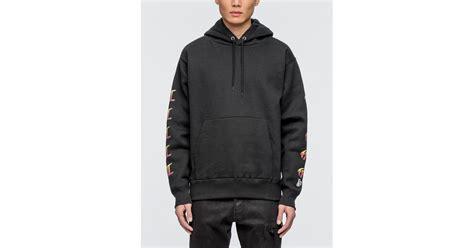 Fighting Rabbits Ii Hoodie lyst fr2 fighting rabbits ii hoodie in black for