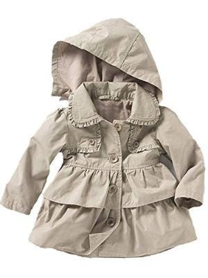 Outer Coat Jaket Kid Outerwear Fans Hoodie s denim trench coat hoodie hooded outerwear