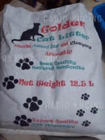 review pasir kucing wangi gumpal clumping merk golden