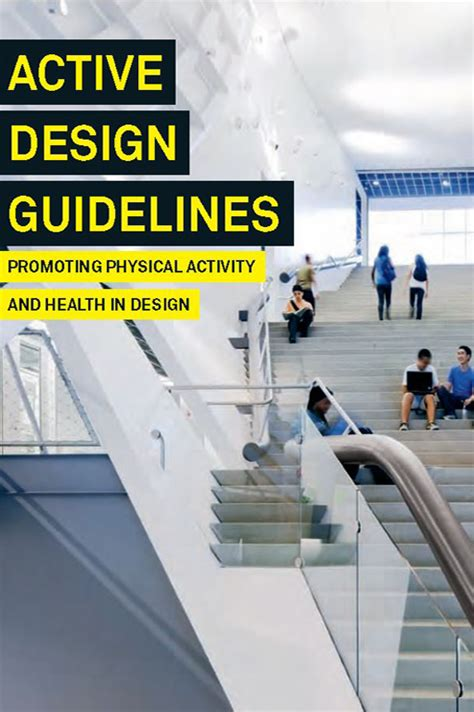 design guidelines for commercial buildings active design guidelines dcp
