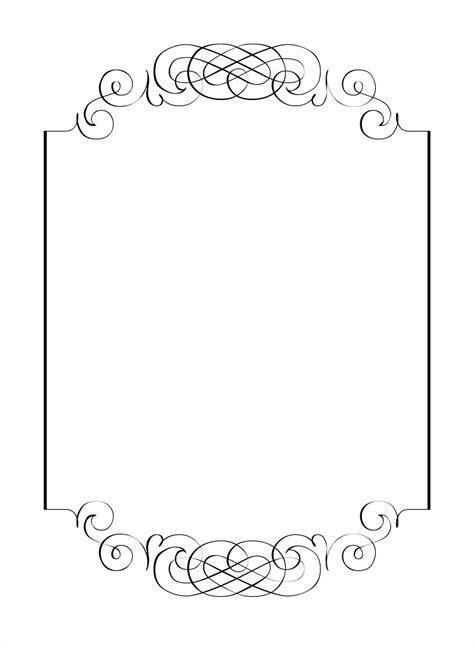 sle address book template border templates for word exle mughals