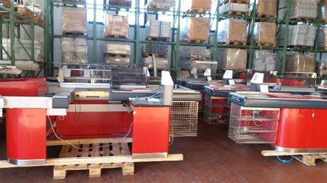 banco negozio usato banchi cassa usati