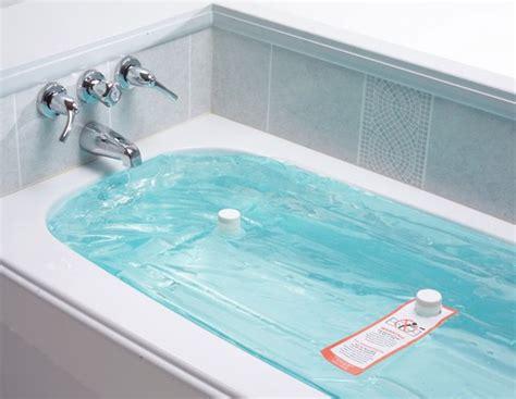 waterbob emergency bathtub water storage