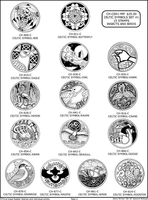 symbols and meanings for tattoos celtic symbols and meanings chart search