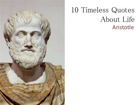 biography about aristotle 10 awesome aristotle quotes on life