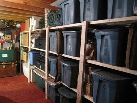 Garage Shelf Ideas by 12 Clever Garage Storage Ideas From Highly Organized